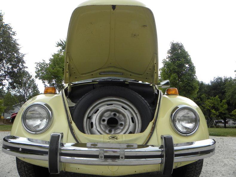 1970 Volkswagen Beetle Image 48