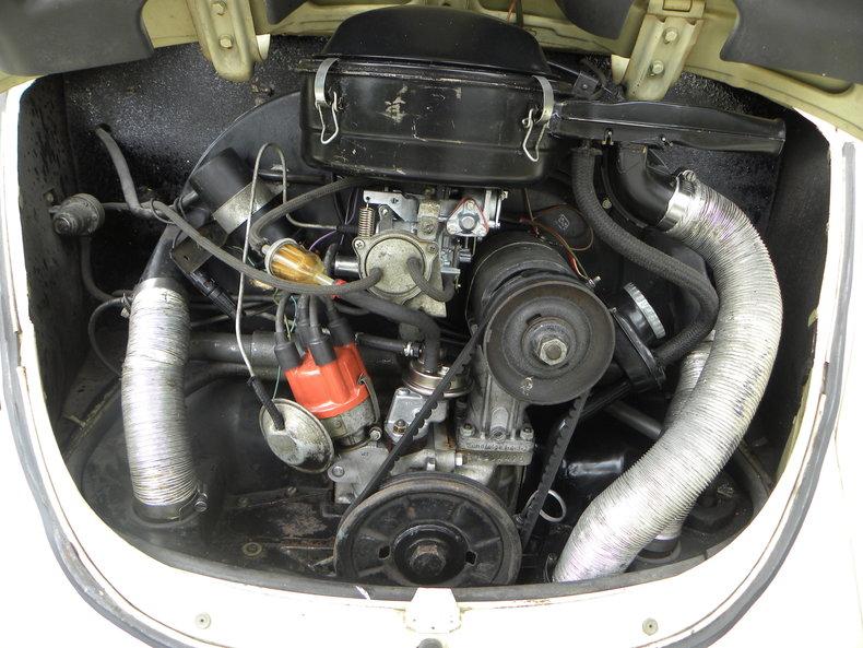 1970 Volkswagen Beetle Image 49