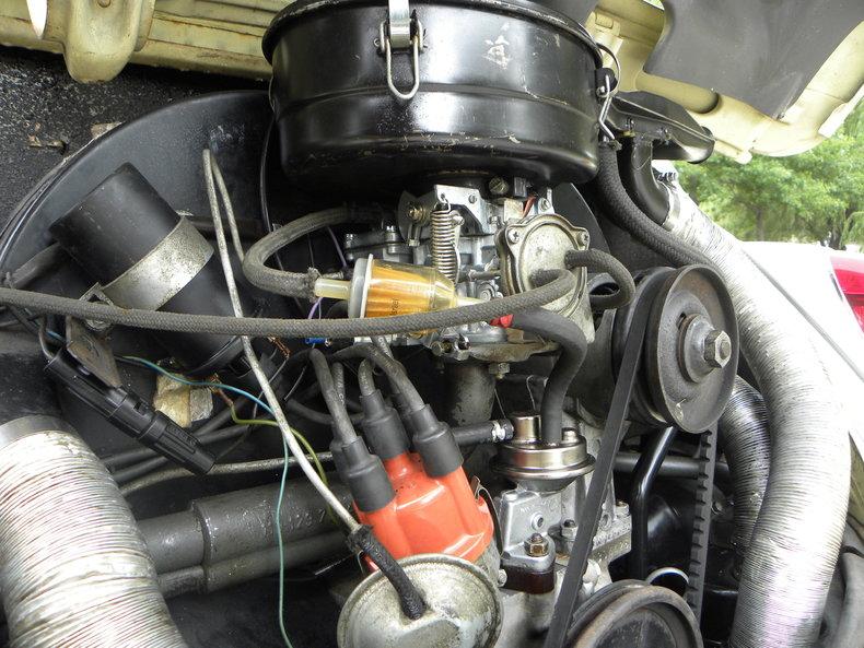 1970 Volkswagen Beetle Image 50