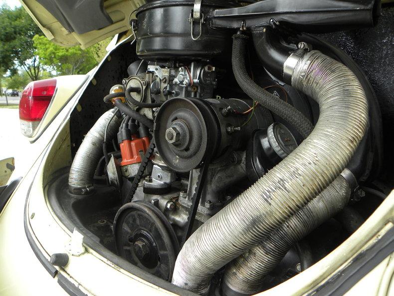 1970 Volkswagen Beetle Image 51