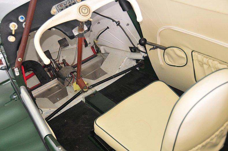 1956 Messerschmitt KR200 Image 2