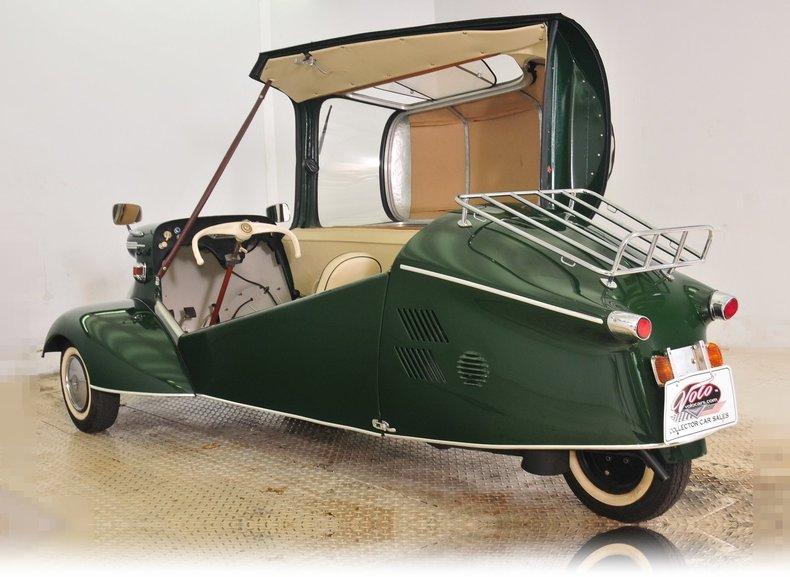 1956 Messerschmitt KR200 Image 3