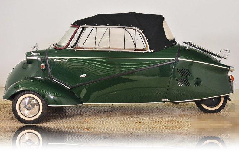 1956 Messerschmitt KR200 Image 10