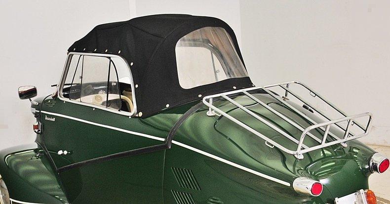 1956 Messerschmitt KR200 Image 23