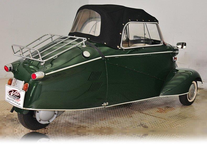 1956 Messerschmitt KR200 Image 29