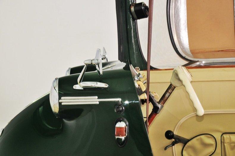 1956 Messerschmitt KR200 Image 37
