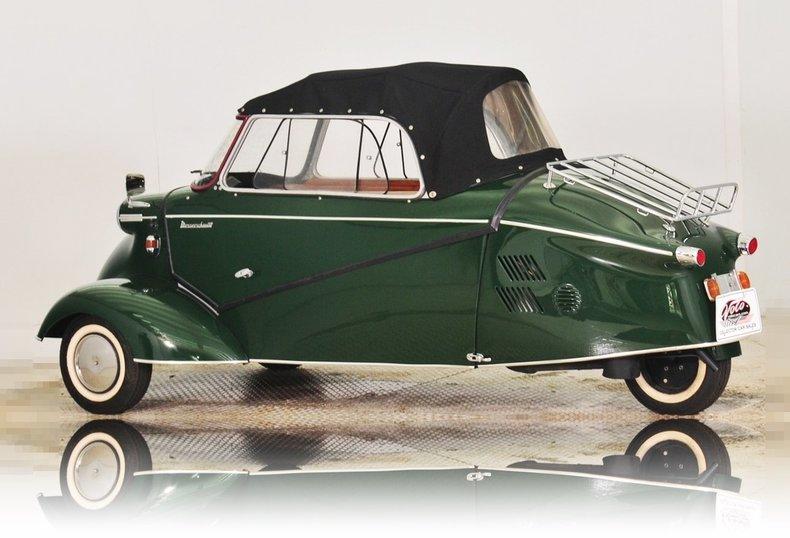 1956 Messerschmitt KR200 Image 38