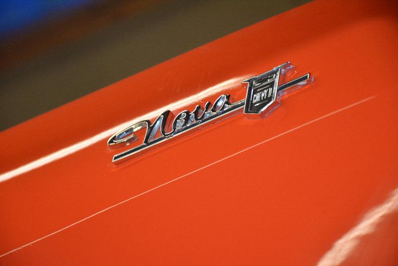 1963 Chevrolet Nova Image 89
