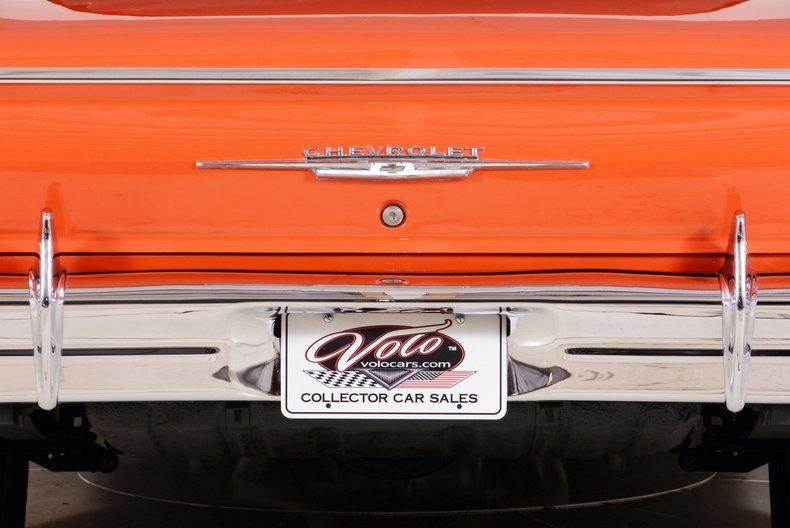 1963 Chevrolet Nova Image 8