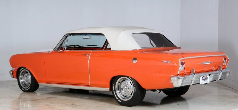 1963 Chevrolet Nova Image 33