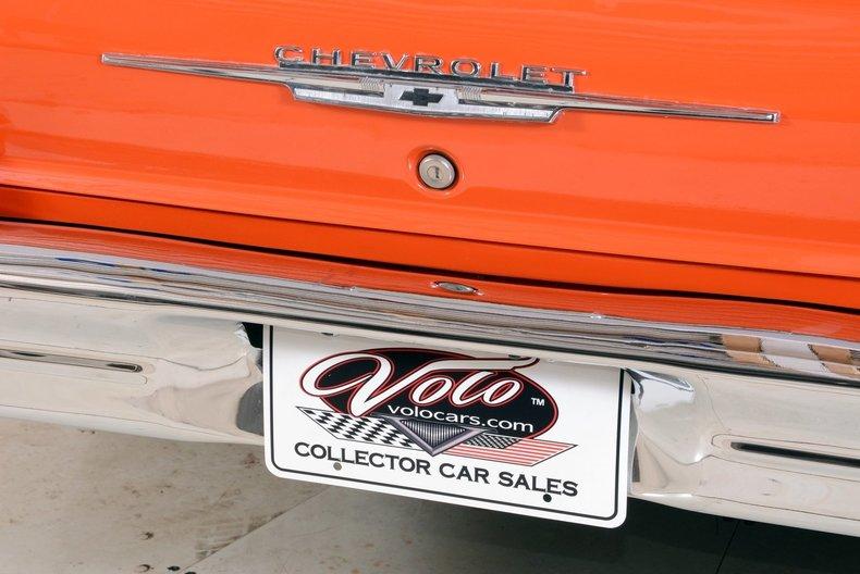 1963 Chevrolet Nova Image 48