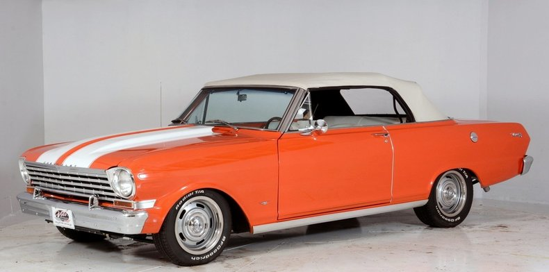 1963 Chevrolet Nova Image 49