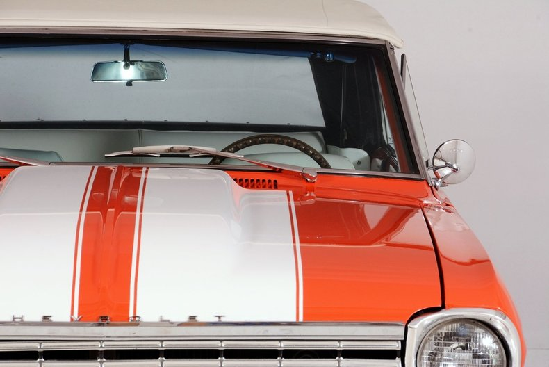 1963 Chevrolet Nova Image 60