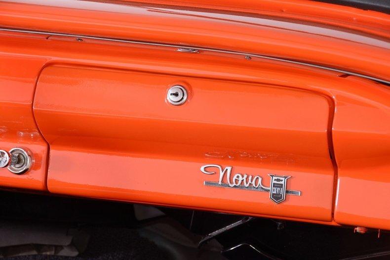 1963 Chevrolet Nova Image 73