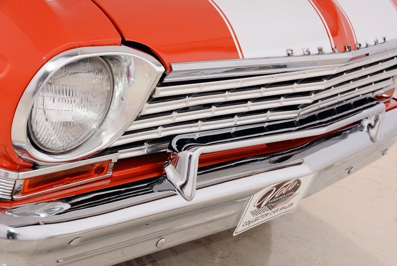 1963 Chevrolet Nova Image 75