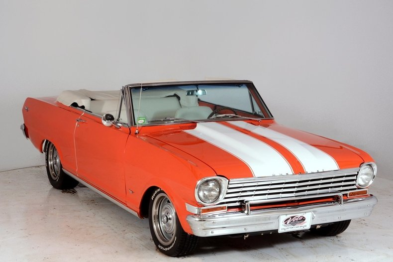 1963 Chevrolet Nova Image 82