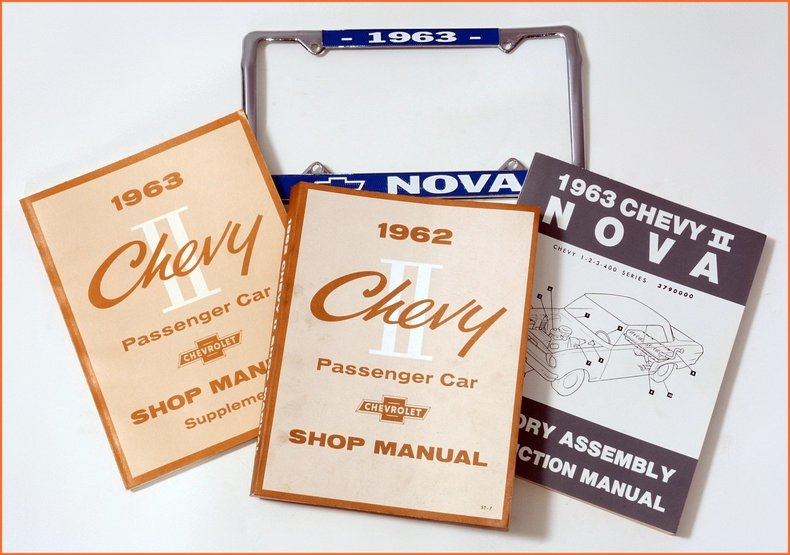 1963 Chevrolet Nova Image 86