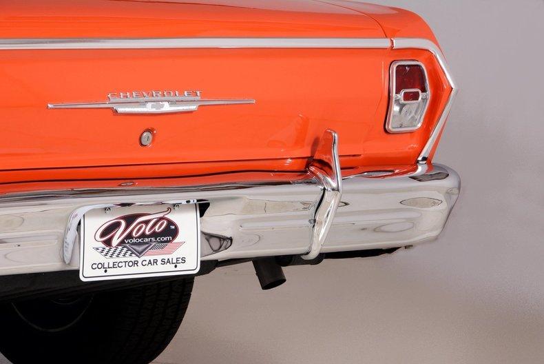 1963 Chevrolet Nova Image 83