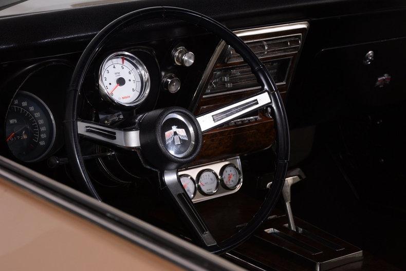 1968 Pontiac Firebird Image 21