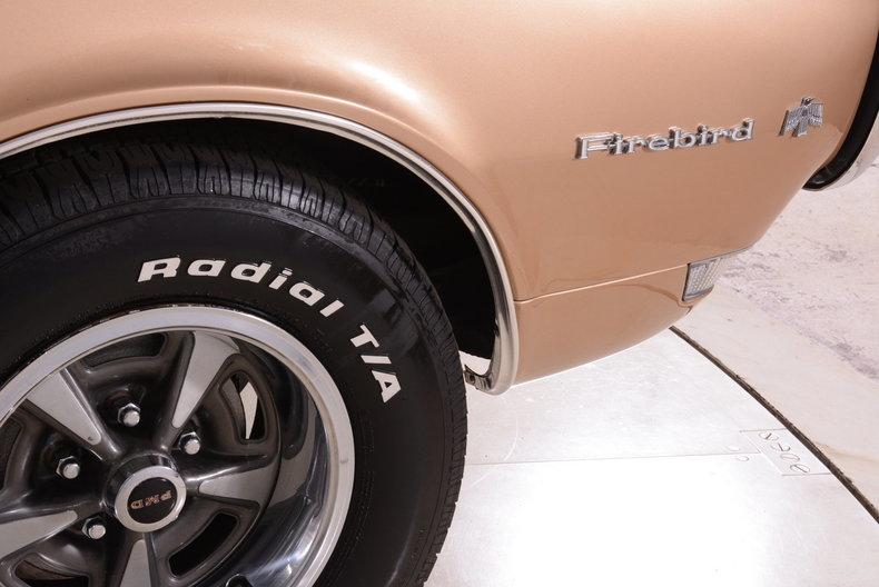 1968 Pontiac Firebird Image 30