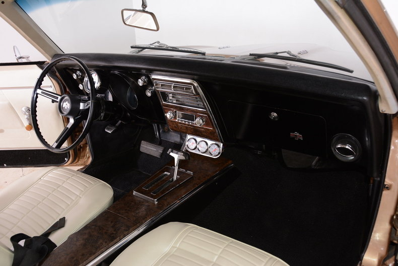 1968 Pontiac Firebird Image 39