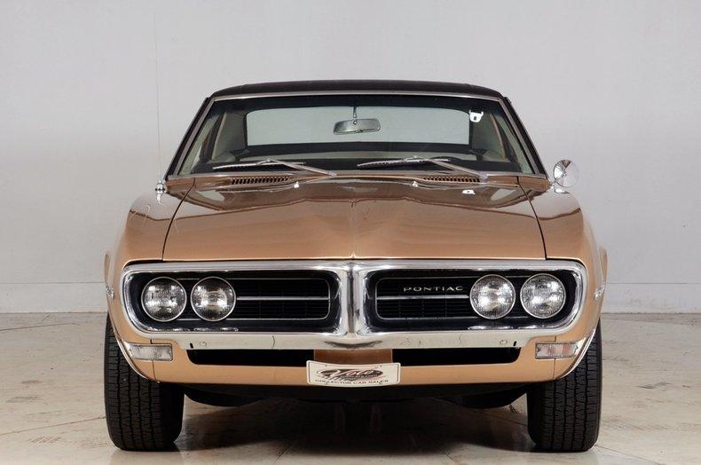 1968 Pontiac Firebird Image 57