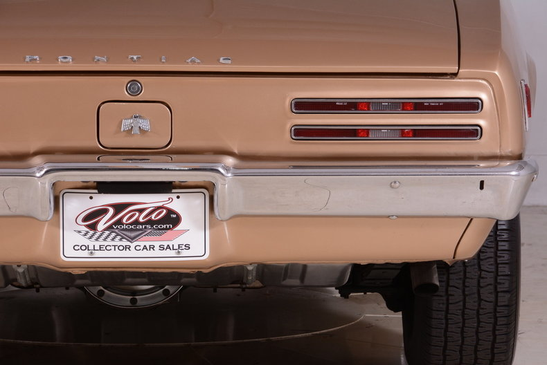 1968 Pontiac Firebird Image 71