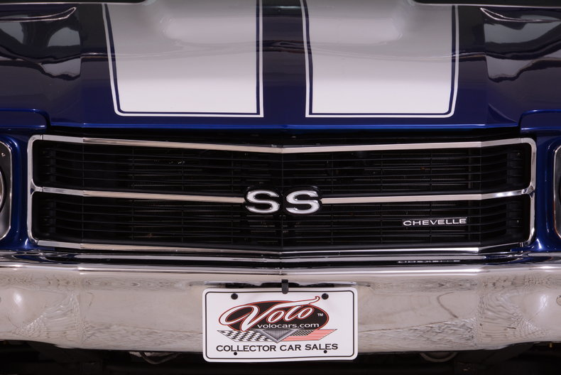 1971 Chevrolet Chevelle Image 46