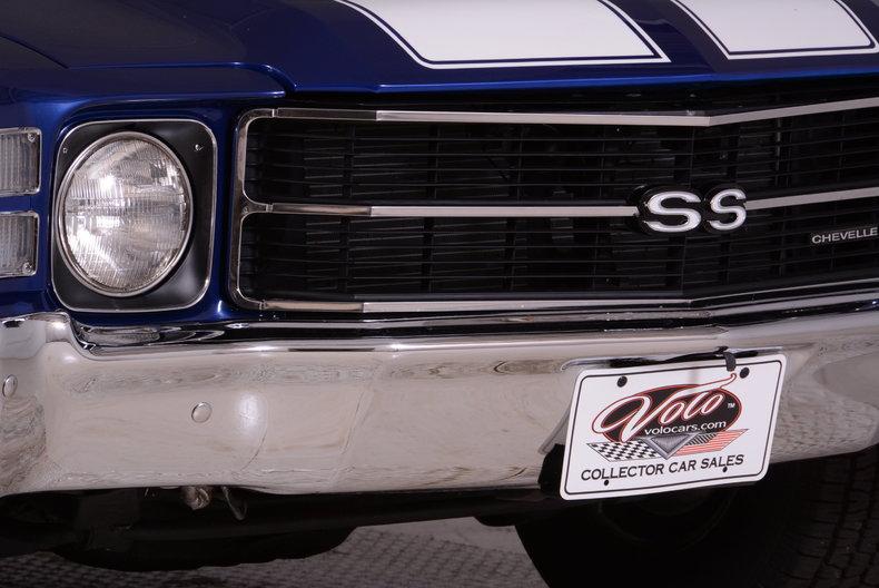 1971 Chevrolet Chevelle Image 33