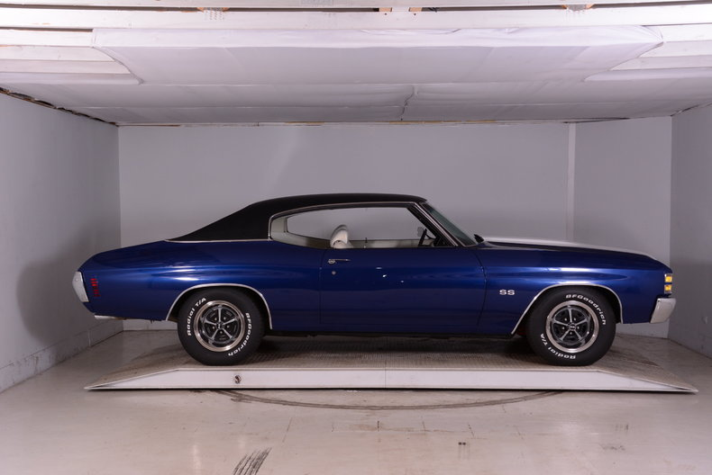 1971 Chevrolet Chevelle Image 34