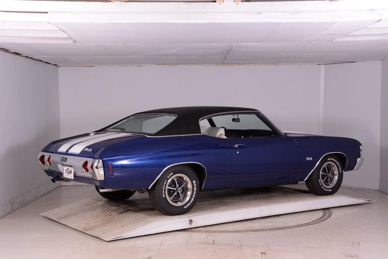 1971 Chevrolet Chevelle Image 16