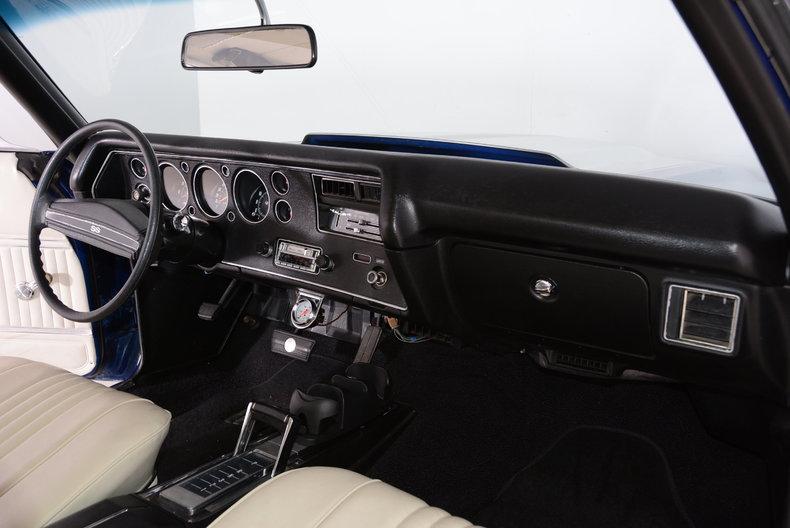 1971 Chevrolet Chevelle Image 63