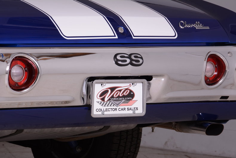1971 Chevrolet Chevelle Image 69