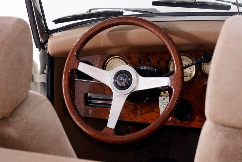 2000 Corsair Roadster Image 15