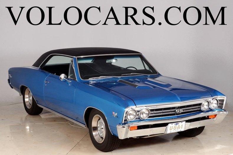 1967 Chevrolet Chevelle Image 1