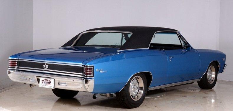 1967 Chevrolet Chevelle Image 3
