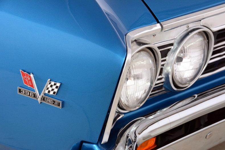 1967 Chevrolet Chevelle Image 23