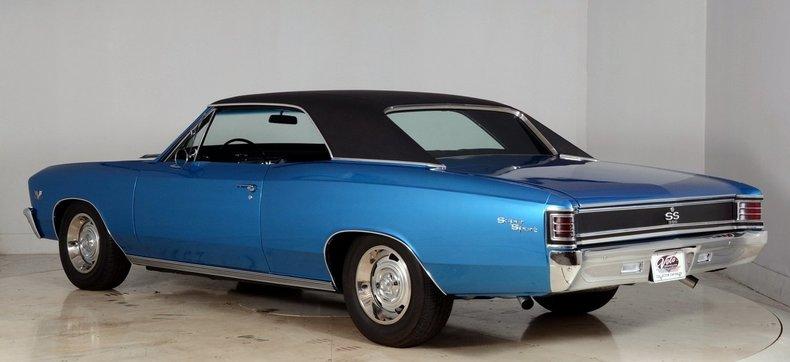 1967 Chevrolet Chevelle Image 25