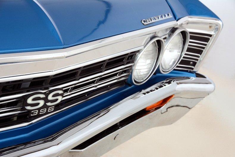 1967 Chevrolet Chevelle Image 35