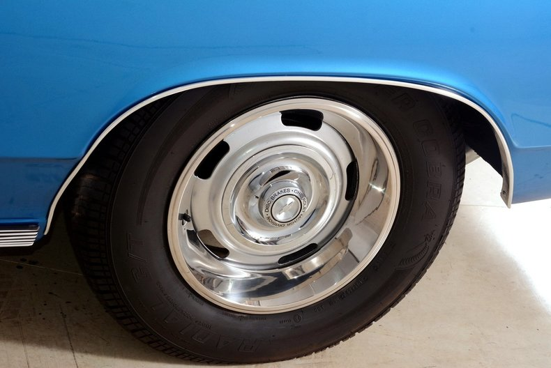 1967 Chevrolet Chevelle Image 75