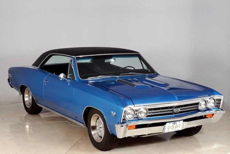 1967 Chevrolet Chevelle Image 89