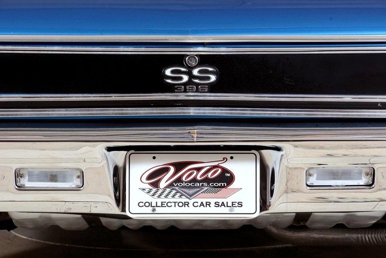 1967 Chevrolet Chevelle Image 90