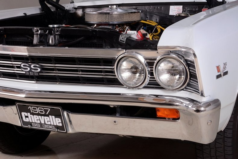 1967 Chevrolet Chevelle Image 6