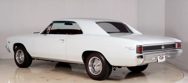 1967 Chevrolet Chevelle Image 33