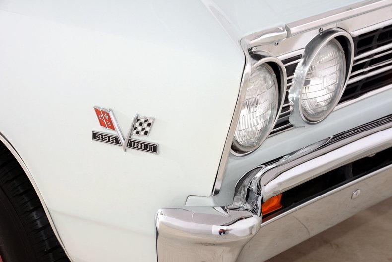 1967 Chevrolet Chevelle Image 73