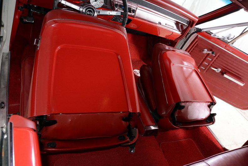 1967 Chevrolet Chevelle Image 74