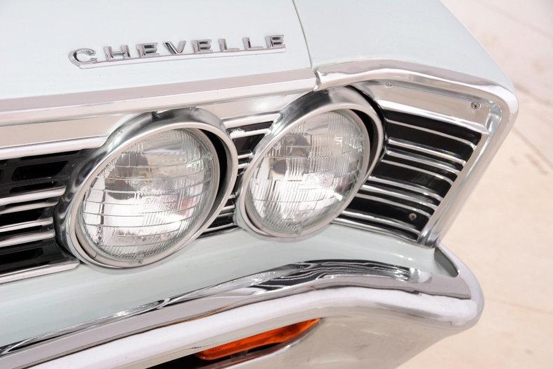 1967 Chevrolet Chevelle Image 83