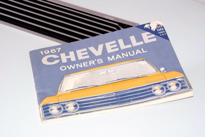 1967 Chevrolet Chevelle Image 93