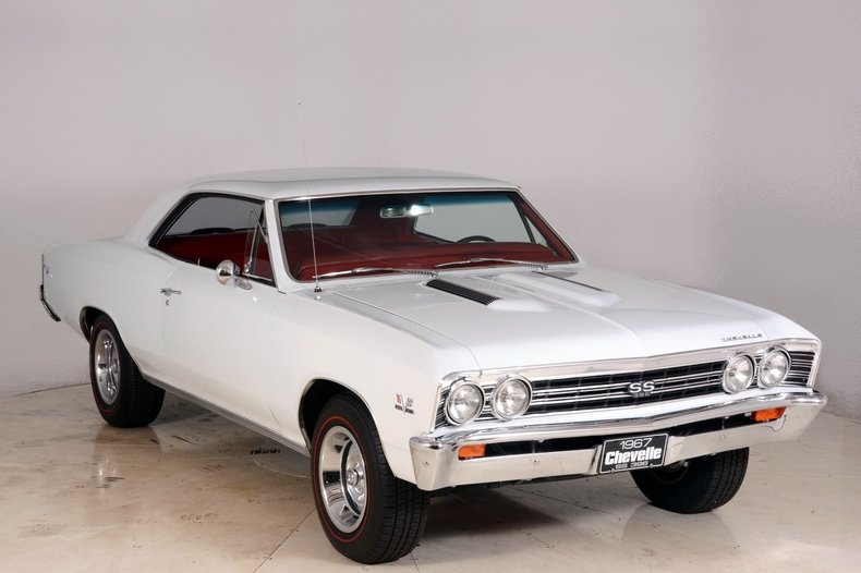 1967 Chevrolet Chevelle Image 98
