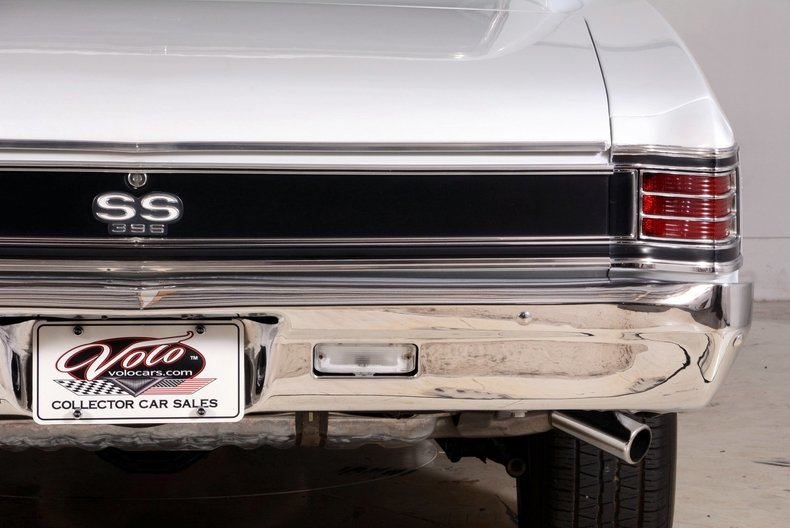 1967 Chevrolet Chevelle Image 99